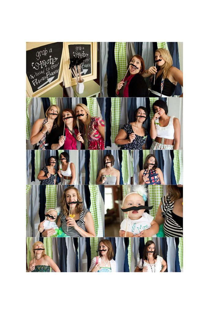 photo booth half