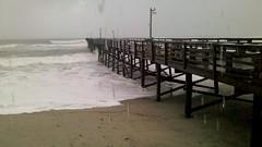 Rainy Pier