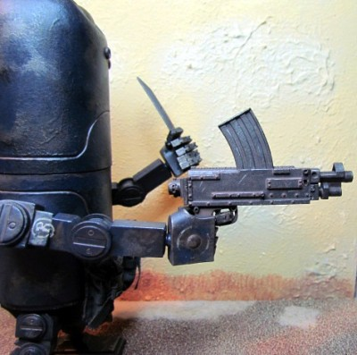 Custom SWAT Armstrong by Halfbad Toyz