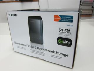 D-Link DNS-320