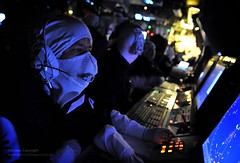 Operations Room Onboard Type 42 Destroyer HMS Edinburgh (Defence Images) Tags: uk blue edinburgh ship technology room military hampshire equipment destroyer portsmouth operations british electronic defense defence radar atsea peopleatwork personnel warfare royalnavy radars ddg actionstations htas type42 hmsedinburgh type42destroyer surfaceship atlanticsouth antiflash