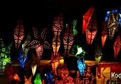 Colorful stars (Saf') Tags: streetlight redsea egypt sharmelsheikh middleeast lamps sinai egypte arabiangulf  saf lampes sinaipeninsula naamabay starlights sina moyenorient lamplights  colorfulstars cityofpeace  sharmalshaykh easternlights  southsinaigovernorate panasoniclumixdmcfz28 charmelcheikh multicoloredstars safiaosman sinasud   toilesmulticolores   toileslumineuses
