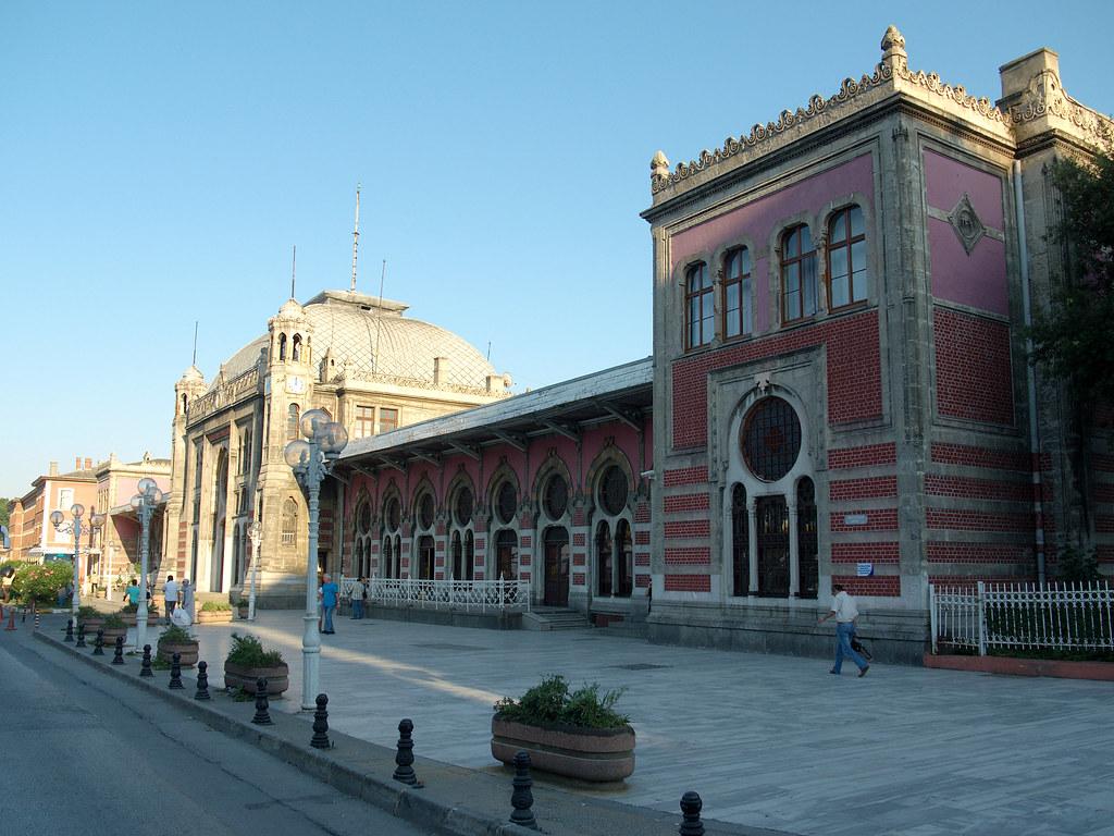 İstanbul Sirkeci Terminal
