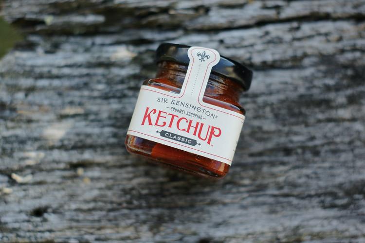 Gourmet Scooping Ketchup | Foodzie Tasting Box