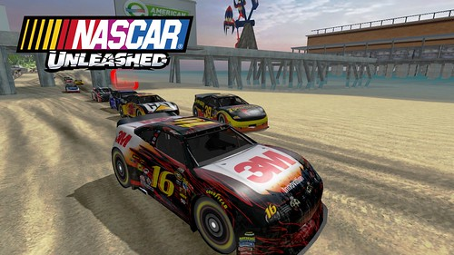 "NASCAR Unleashed Coming This Fall - ""An Electrifying Racing Experience"""