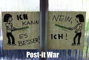Post-it War