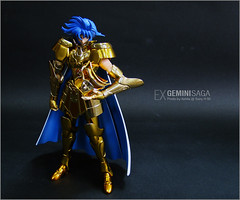 GEMINI_EX_01 (Ashila@) Tags: ex saint gold cloth gemini myth seiya