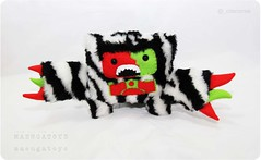 Novo monstro Scary Wild - #sextacriativa by Maenga Toys - By Cris Corrêa