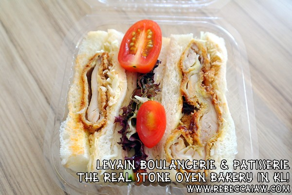 Levain Boulangerie & Patisserie, The real STONE OVEN bakery in KL-18