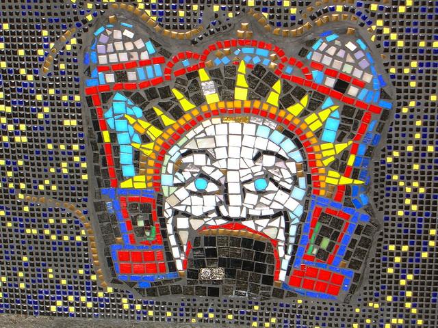 Luna Park Mosaic