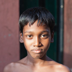 (Paysage du temps) Tags: portrait india indian madras young chennai indien tamilnadu inde jeune mylapore