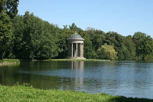 Apollontempel - Schlosspark Nymphenburg