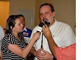 Rádio Pedras Soltas FM faz cobertura da visita de Armando, Gonzaga, Ângelo e Danilo by Portal Itapetim