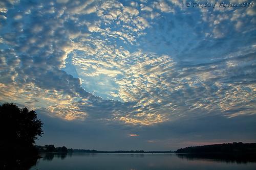 ocular dawn by D J England