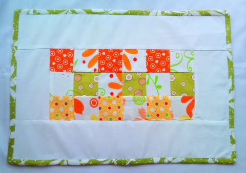 table topper/placemat