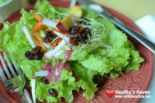 SugarLeaf Organic Salad