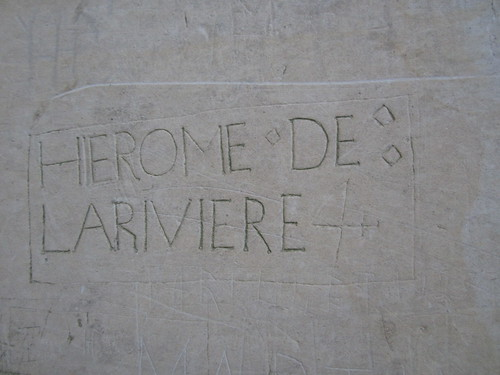 Graffiti d'époque
