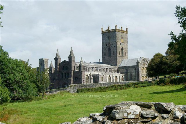 Cathedral, St Davids