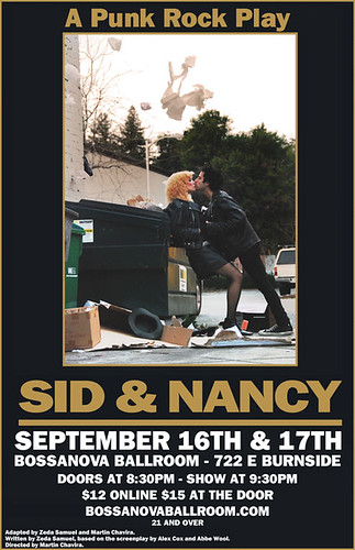 Sid and Nancy @ Bossanova Ballroom
