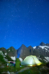 Stellar Night at Lake Ann (mj.foto) Tags: night stars washington unitedstates backpacking astrophotography 24mm stargazing lakeann 2011 mountshuksan bigagnes d700 Astrometrydotnet:status=solved Astrometrydotnet:version=14400 markjosue flycreekul3 Astrometrydotnet:id=alpha20110967656112 09042011210441