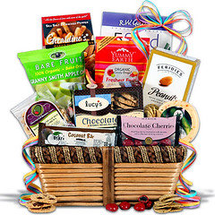 Discount gift baskets gluten free alder creek gluten free gift gift baskets gluten free photo simplereviews on flickr negle
