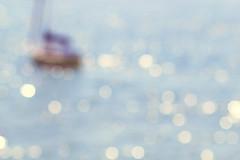 and the ocean sparkled. (olive.villarreal) Tags: ocean california summer beach santabarbara bokeh story sail