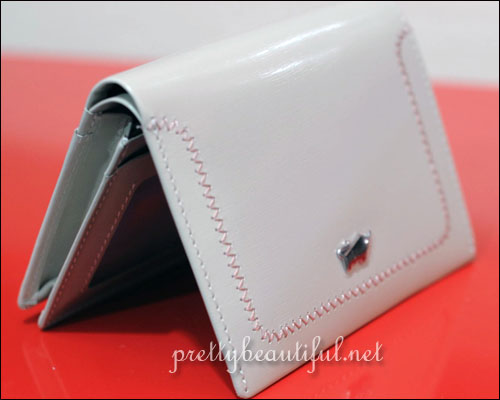 Braun Buffel Luisa Card Holder 1
