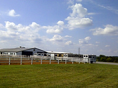 Randolph College Riding Center (valeehill) Tags: barns paddocks boonsboro lynchburgva horsetrailers randolphcollegeridingcenter ridingcenter