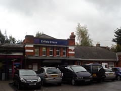 Picture of Enfield Chase Station