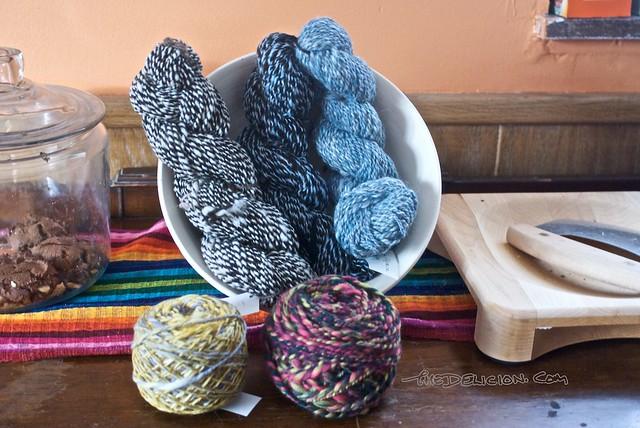 Ally's yarn