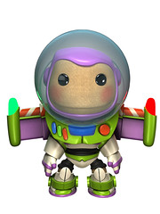 Toy Story Pack for LittleBigPlanet and LBP2