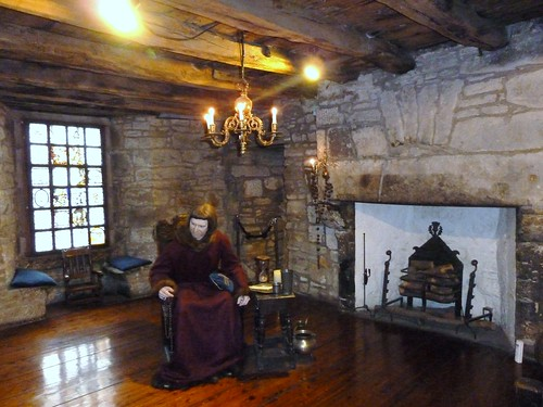 Inside Provand's Lordship, Glasgow's Oldest House