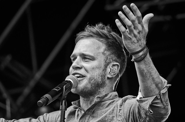 Olly Murs - Party in the Park, Leeds