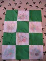 IC #36 - Creative Activities - Baby quilt