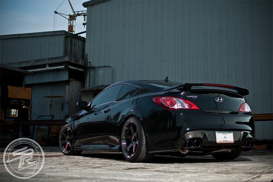 Volk Racing And Advan Wheels Hyundai Genesis Forum