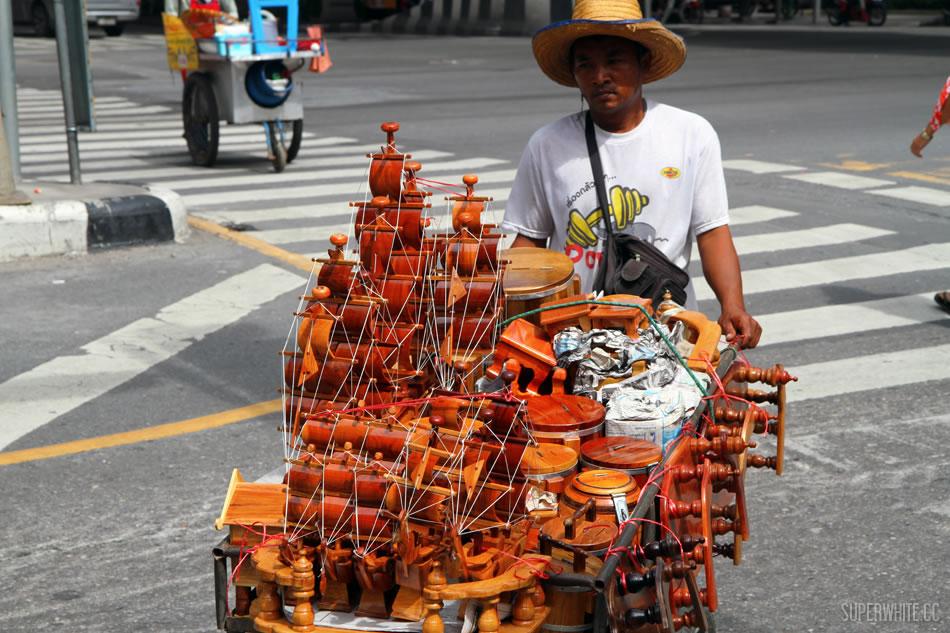 Bangkok Street