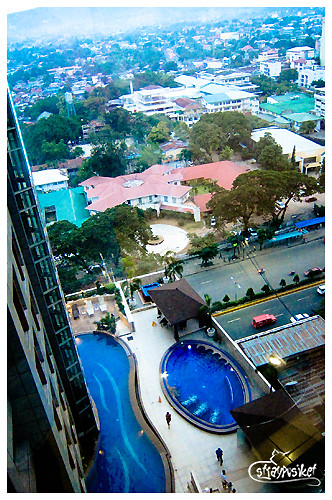 crown regency pool