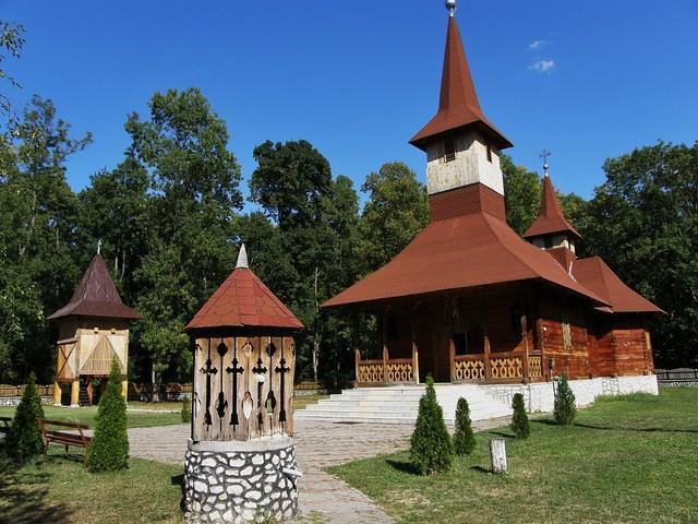 manastirea Bodrogul vechi
