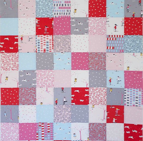 100 Quilts for Kids, Top