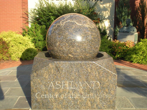 Ashland, VA: The Center of the Universe