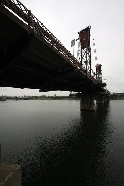 Hawthorne Bridge, 8mm