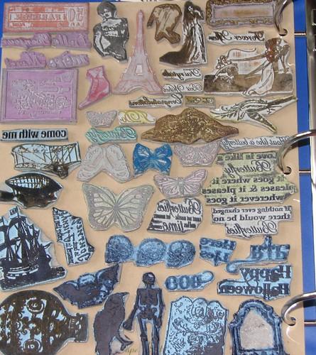 stamp organization 003