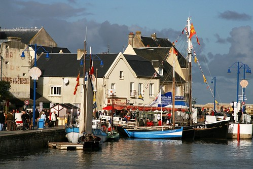 Port-en-Bessin, Normandy
