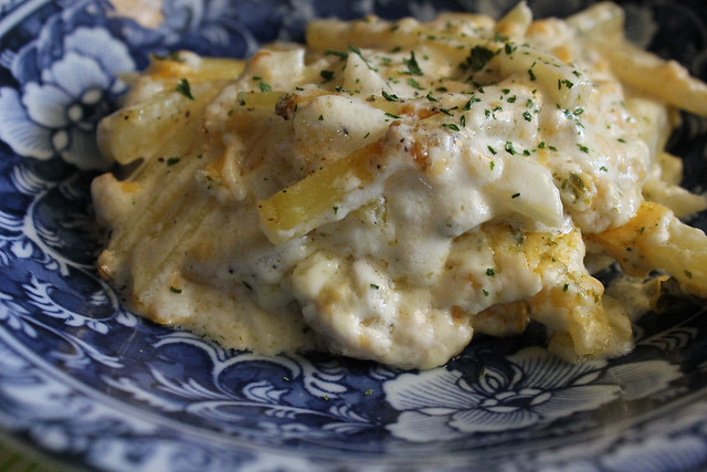 Cheesy Creamy Potatoes