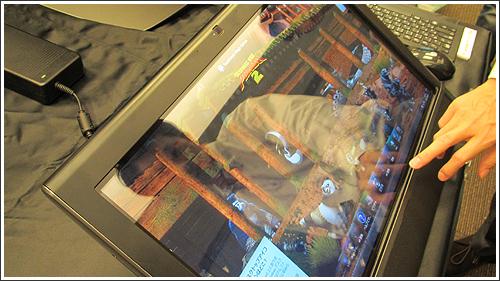 TouchSmart610-1220jp[2011年日本HP冬モデル]