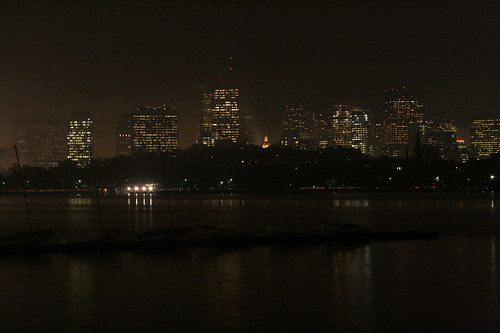 Boston Skyline (Night)