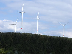 Windkraft im Westerwald