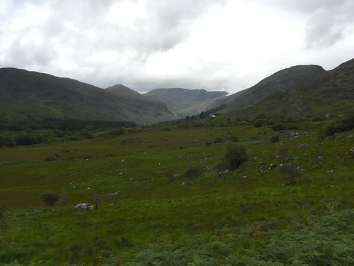 Going to the Gap of Dunloe, Killarney