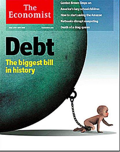 11i17 Economist Deuda la Más Grandes Historia