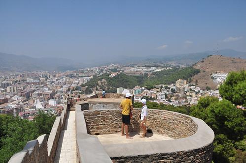 Malaga_Alcazaba